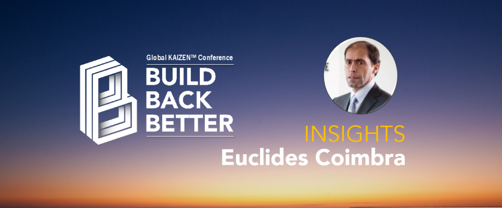 Build Back Better - Euclides Coimbra Insights